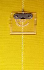 Plaquette Faux-jour étroite 2,5 mm