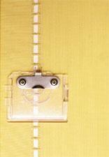 Plaquette Faux-jour étroite 5 mm