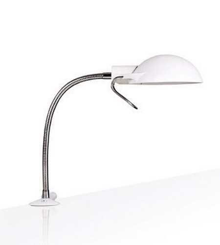 Lampe FLEXIBLE SUR PINCE -E31120-