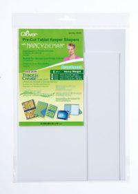 Renforts Pré-découpés pour Protège tablette assortiment CLOVER